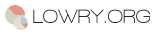 Lowry.org